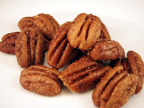 Crock Pot Cajun Pecans