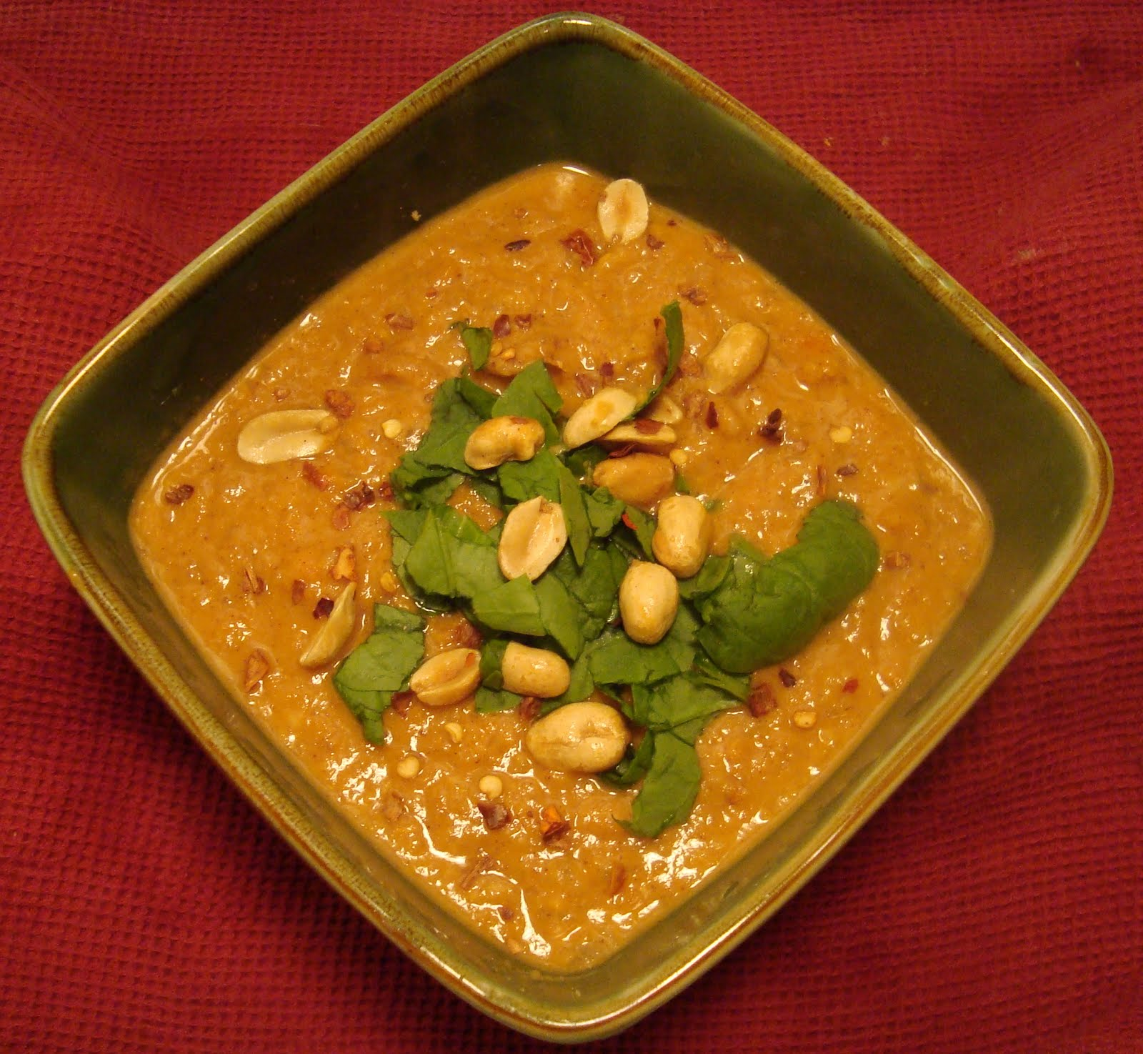 Crock Pot Peanut Butter Soup
