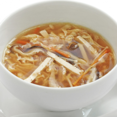 **Slow Cooker Hot and Sour Soup