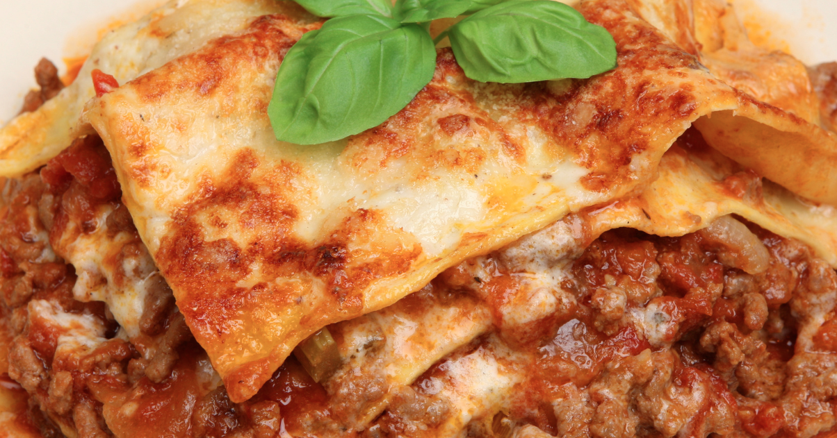 Slow Cooker Easy Lasagna * *