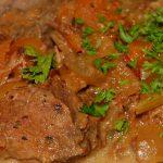 Crock Pot Italian Style Round Steak