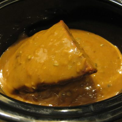 Crock Pot London Broil