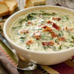 **Slow Cooker Spinach Crab Dip