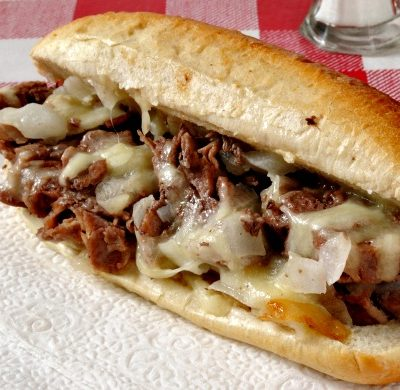 **Best Ever Slow Cooker Italian Beef