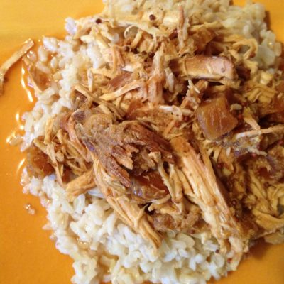 Crock Pot Pineapple Teriyaki Chicken