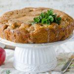 **Slow Cooker Apple Bread