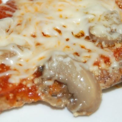 Crock Pot Pizza Pork Chops