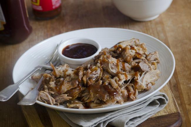 **Slow Cooker Fajitas Pulled Pork