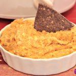 Slow Cooker Enchilada Chicken Dip **