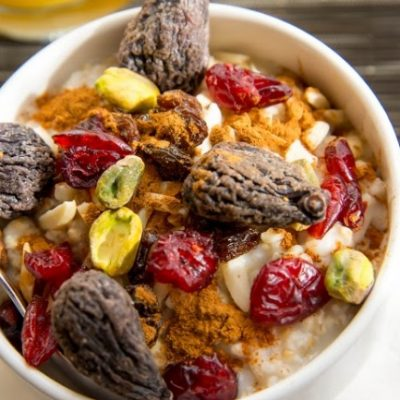 **Slow Cooker Slow Cooker Overnight Steel Oats