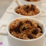 *** Slow Cooker Carrot Cake Oatmeal
