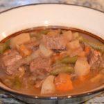 **Slow Cooker Best Ever Beef Stew