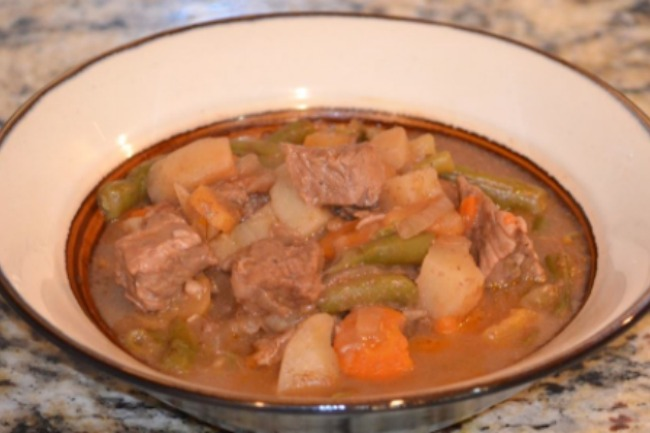 **Slow Cooker Best Ever Beef Stew