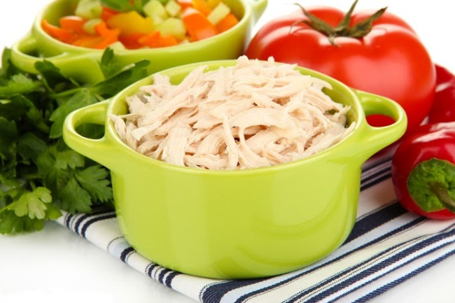 **Clean Eating Slow Cooker Italian Chicken