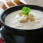 **Slow Cooker Cream of Crab Soup