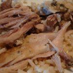 Crock Pot Chicken in Herbs