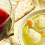 **Slow Cooker EASY Matzo Ball Soup