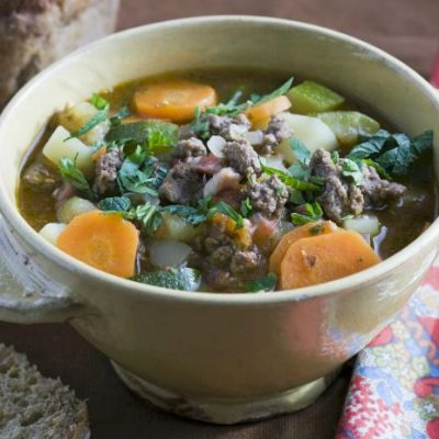 **Slow Cooker Harvest Chowder