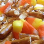 Slow Cooker Candy Corn Fudge * *