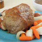 Slow Cooker Family Pot Roast * *