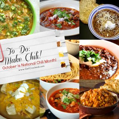 Chili Collage