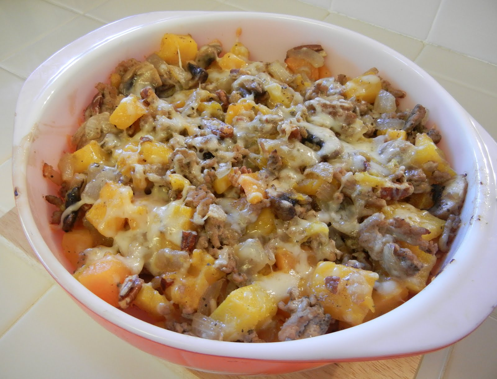 Crock Pot paleo Breakfast Casserole
