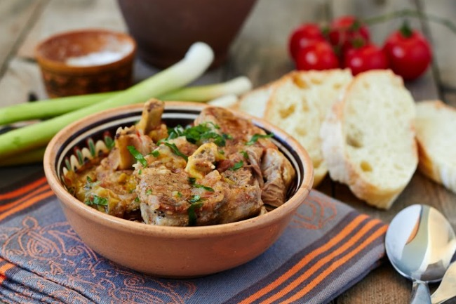 **Slow Cooker Paleo Spicy Lamb Stew