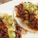 Slow Cooker Tacos Al Pastor **