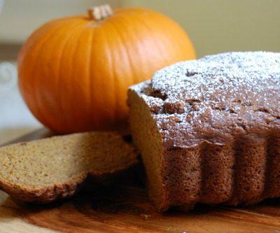 Crock Pot Pumpkin Bread