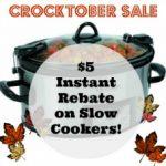 Crocktober Sale