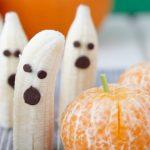 Banana Ghosts & Pumpkin Oranges