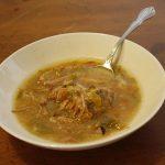 Crock Pot Paleo Pork Chili Verde