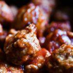 Sweet & Spicy Meatballs