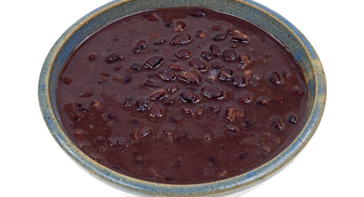 **Slow Cooker Spicy Black Bean Soup