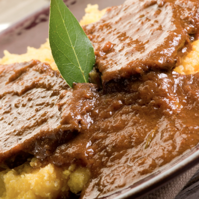 Slow Cooker Paleo Coffee Braised Roast * *