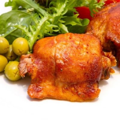 **Slow Cooker Buffalo Chicken