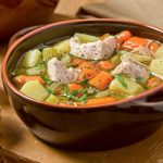 **Slow Cooker Day After Turkey Noodle Soup