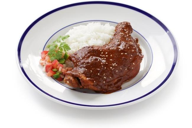 **Slow Cooker GF Chicken Mole