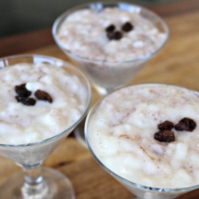 GF Rice Pudding
