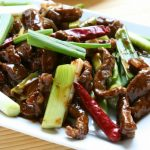**Slow Cooker Mongolian Beef
