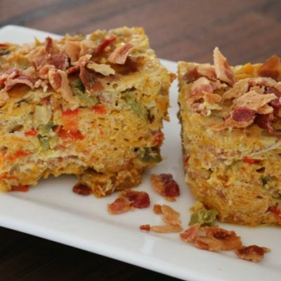 **Slow Cooker Paleo Hash Brown Casserole