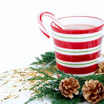 **Slow Cooker Peppermint Mocha