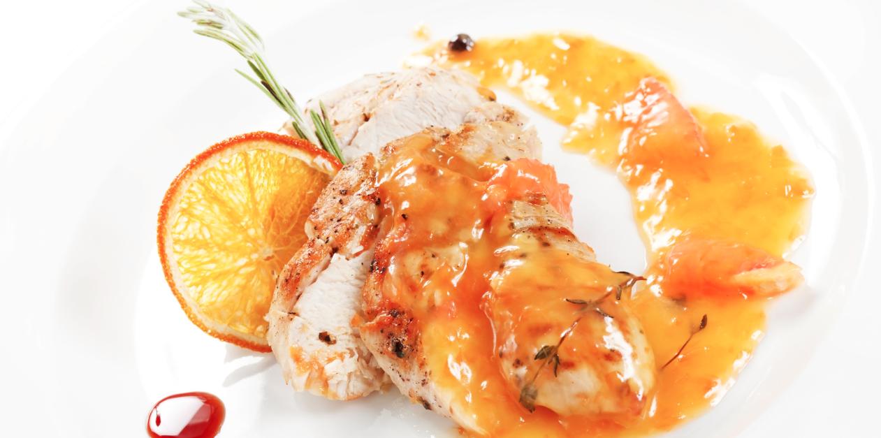 Slow Cooker EASY Orange Chicken * *