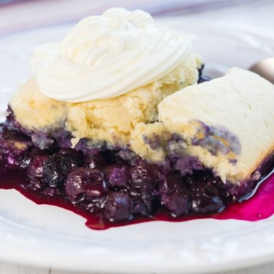***Slow Cooker Berry Dumplings