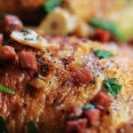 Wine Braised Chicken