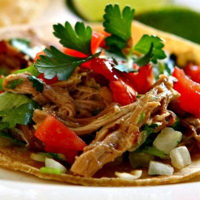 **Korean Beef Tacos