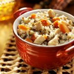 **Slow Cooker Chicken and Wild Rice Soup