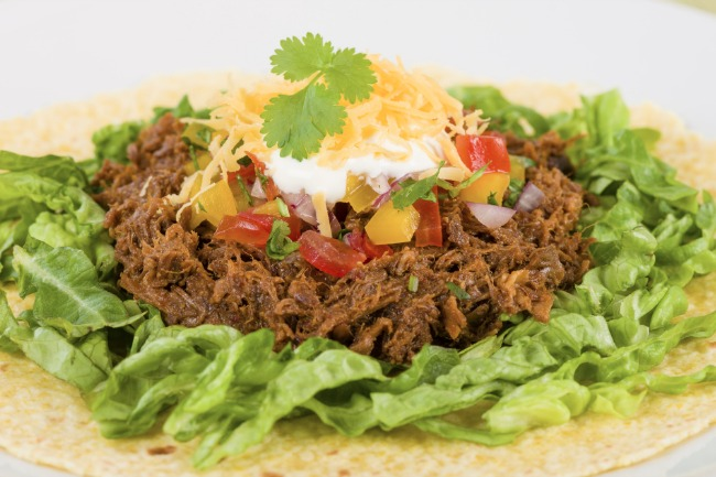 **Slow Cooker Chipotle Barbacoa Beef (Copycat) NEW (Web)