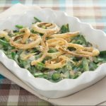 **Slow Cooker Green Bean & Alfredo Casserole