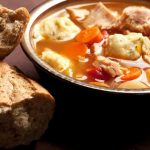 **Slow Cooker Savory Turkey and Dumplings